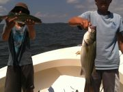 T-Time Charters, Rockfish Wednesday