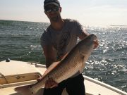 T-Time Charters, Nice Drum for George on Friday