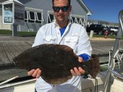T-Time Charters, Fat flounder