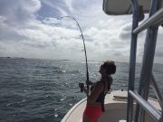 T-Time Charters, Bent pole in the bow