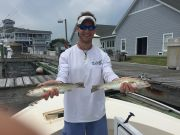 T-Time Charters, Keeper specks in the sound