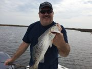 T-Time Charters, Nice trout